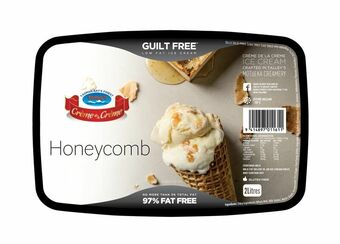 Honeycomb Guilt Free