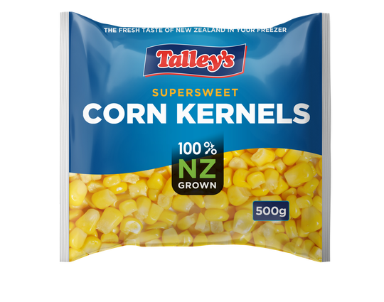 Talleys Corn Kernels 500G Mockup