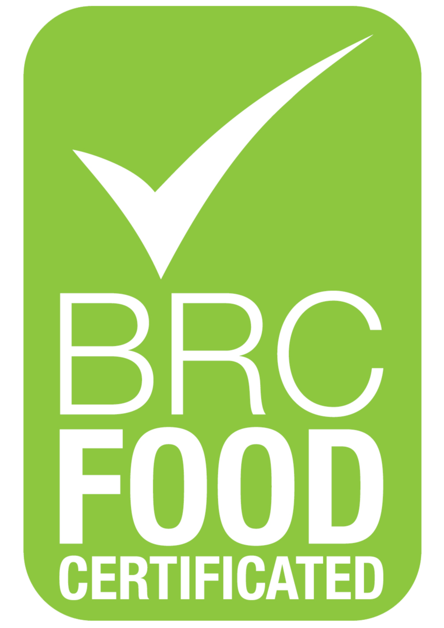 Brc Food Certified Logo Vege